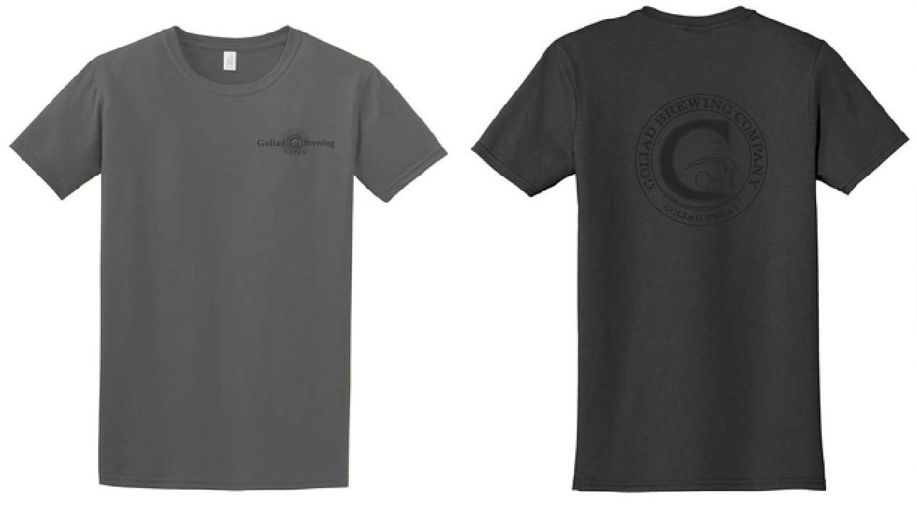 Goliad T-Shirt Charcoal
