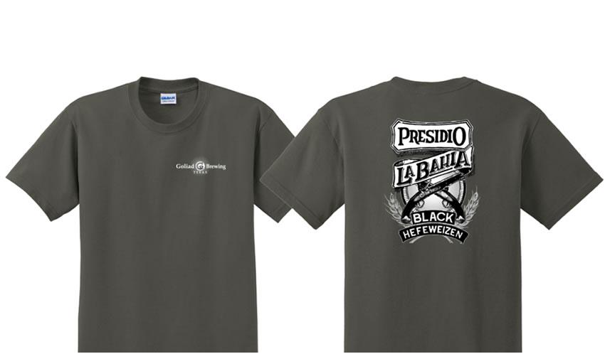 Presidio La Bahia T-Shirt (Olive)