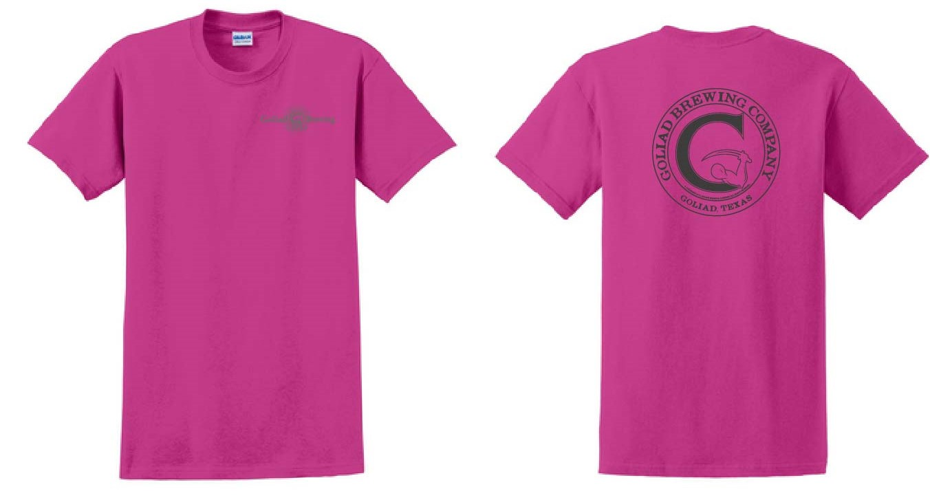 Goliad Berry T-shirt