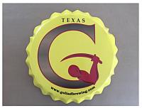 Goliad Bottle Cap Metal Tacker 16.5""