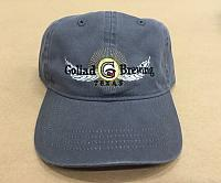 Gray Canvas Hat
