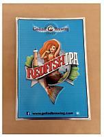 """Redfish IPA Metal Tacker 17.5"""" x 23.5"""""""