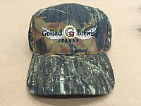 Woodlands Camo Hat